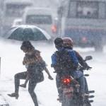 आजको मौसम : देशका यी स्थानमा भारी वर्षाको सम्भावना