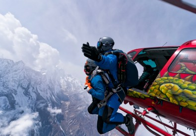 Everest Skydive 2020