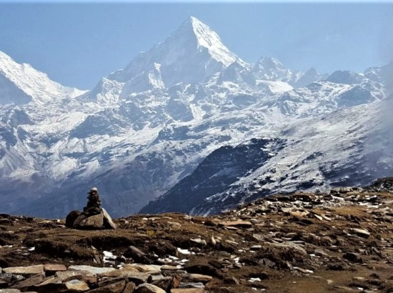Khopra Trekking