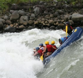 Bheri River Rafting