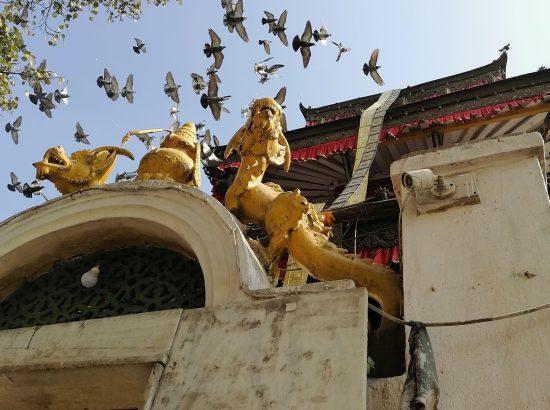 Mahankal Temple