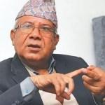 माधव नेपाललाई अर्को झट्का, सिंगो जिल्ला कमिटी एमालेमा विलय हुने घोषणा