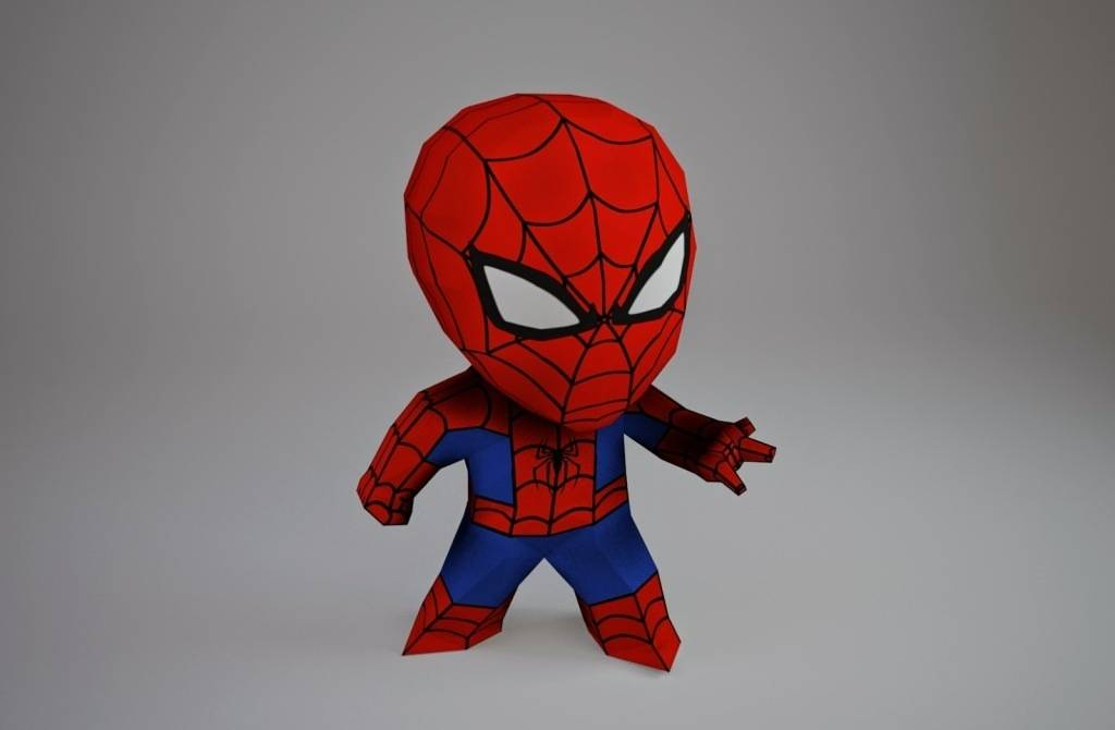 How to make a paper Spider - Easy Tutorial (Origami) - YouTube | 670x1024