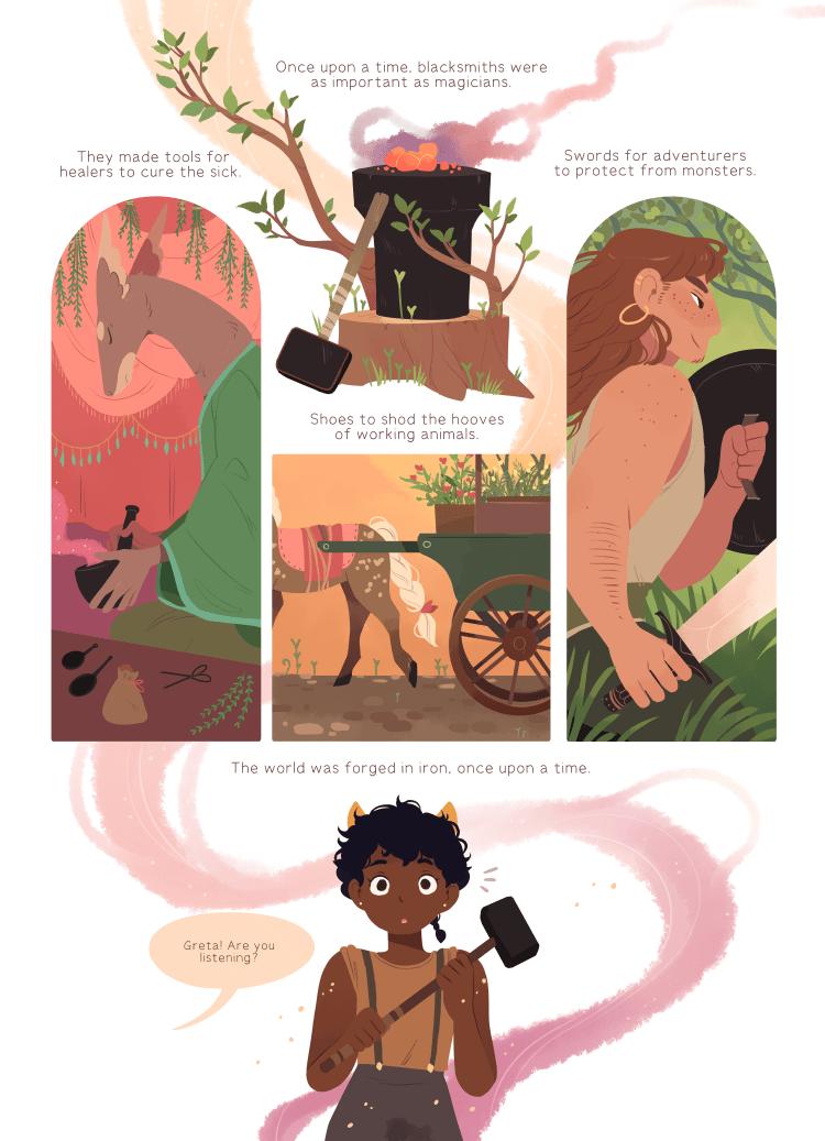 """""""La sociedad de los dragones de té"""", de Katie O'Neill."""