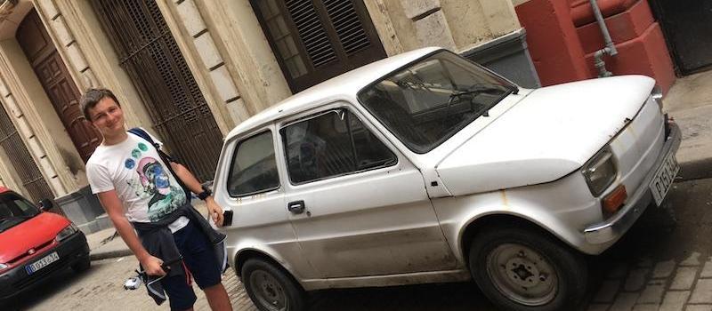 Wakacje na Kubie. Listy z podróży. Część druga