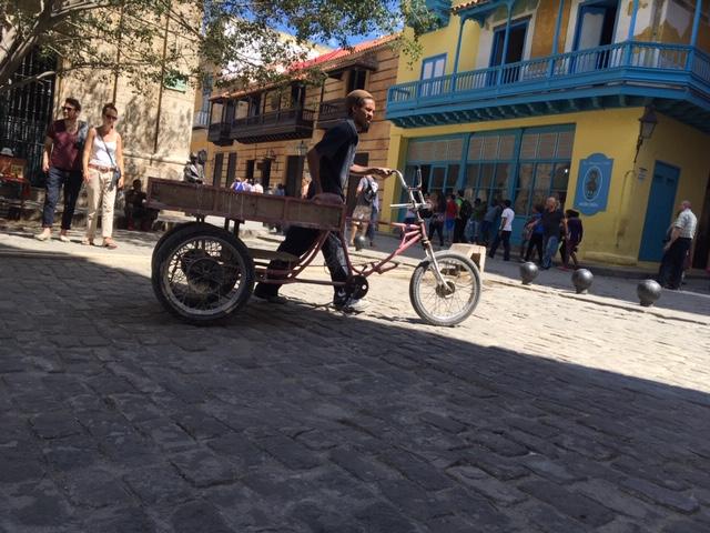 Hawana, stolica Kuby. Zdjęcia z Hawany.