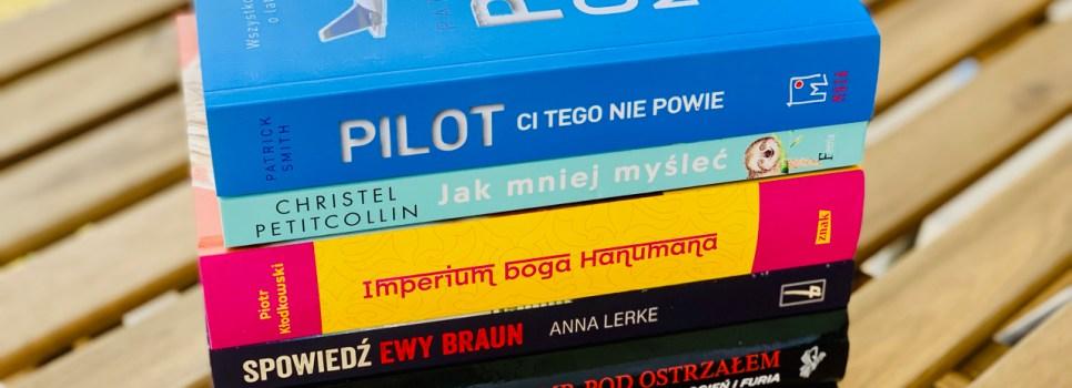 Książki na wakacje – co warto przeczytać?