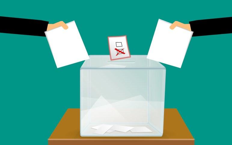 Wyniki wybory 2019