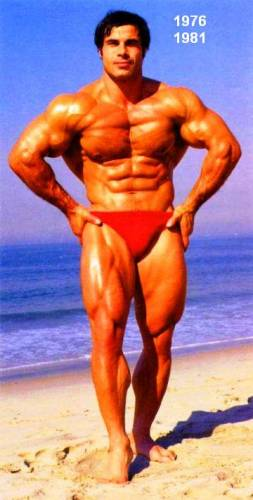 Winner table for all the years, Mr  Olympia  All winners Mr