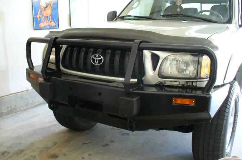 ARB Deluxe Bull Bar Winch Mount Bumper Toyota 199504