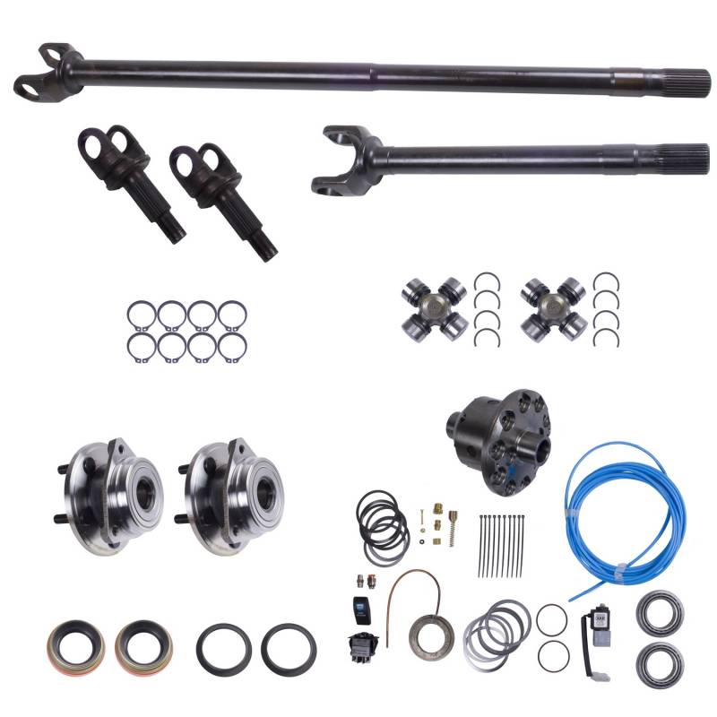 Alloy USA Axle Shaft Kit with ARB Air Locker (1992-06