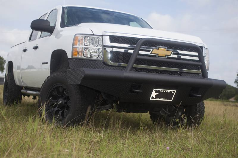 Tough Country Custom Apache Front Bumper Chevy 20075 13