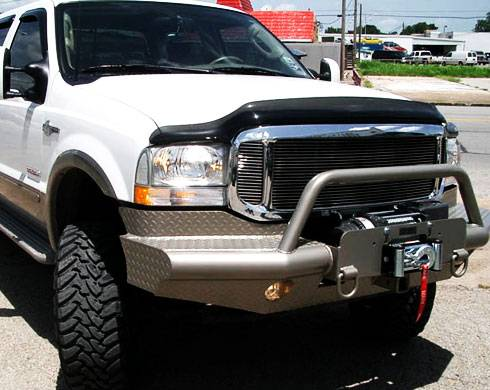 Tough Country Custom Apache Front Bumper Ford 1999 04 F