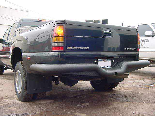 Tough Country Custom Dually Deluxe Rear ChevyGMC 2001