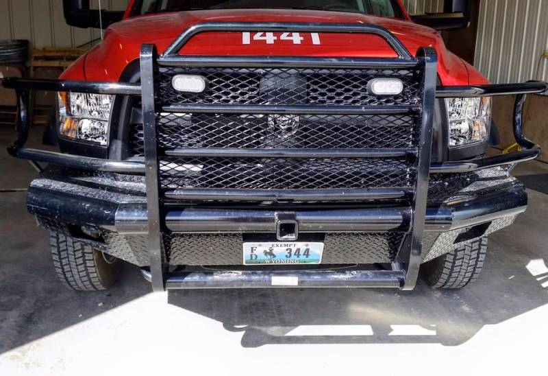 Tough Country Custom Traditional Front Bumper Dodge 2006
