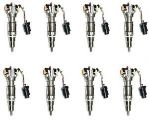Diamond T Fuel Injectors, Ford (2003-10) 6.0L Power Stroke