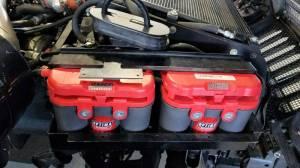 AVA Humvee Battery Relocation Kit