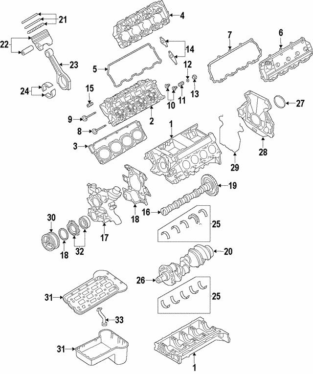 Ford Motorcraft Low Pressure Oil Pump Gear Kit, Ford (2008
