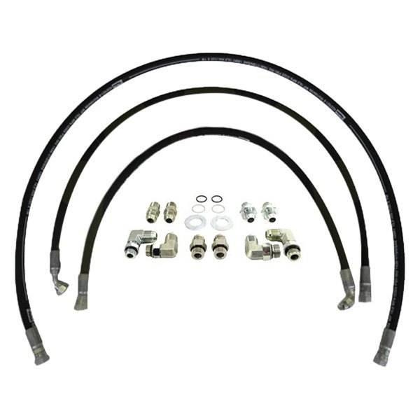 Deviant Race Parts Transmission Cooler Repair Lines, GM