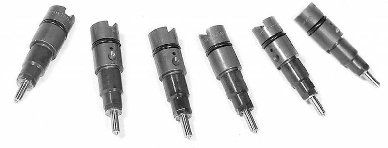 BD Power Fuel Injector Set, Dodge (1998.5-02) 5.9L Cummins
