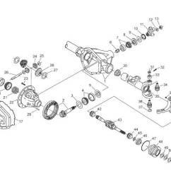 F250 Steering Diagram Vl Radio Wiring Dana Outer Stub Axle Oil Seal Ford (1999-04) F-250/350/450/550 (dana 60) Inner