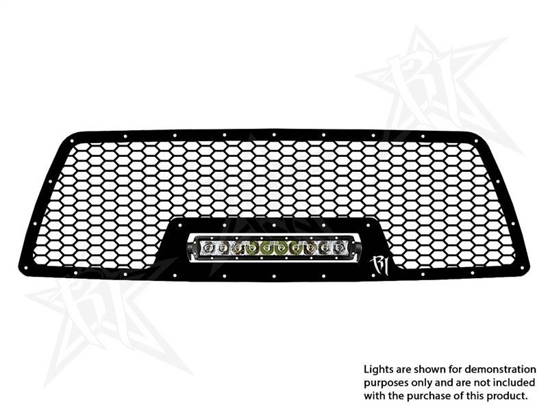 Rigid Industries LED Grille, Toyota (2005-10) Tacoma (10