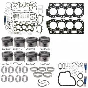 ARP Head Stud Kit, Chevy/GMC (2001-13) 6.6L Duramax