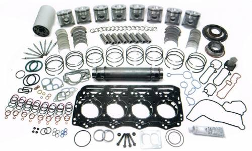 Ford Motorcraft Overhaul Kit, Ford (1994-03) 7.3L Power