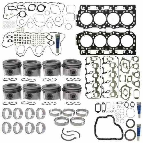 MAHLE Clevite Complete Engine Overhaul Kit, Chevy/GMC