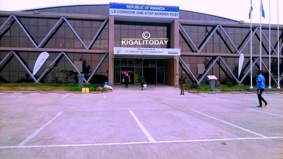 Rwanda S Modern One Stop Border With Drc Ready Kt Press