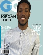 Recreation of GQ cover