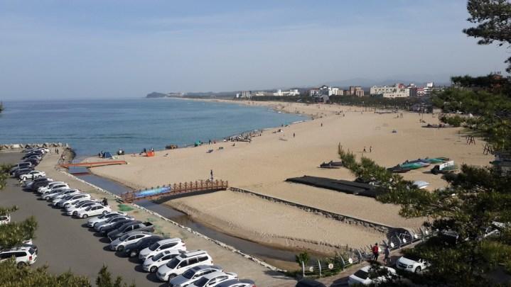 Пляж Наксана