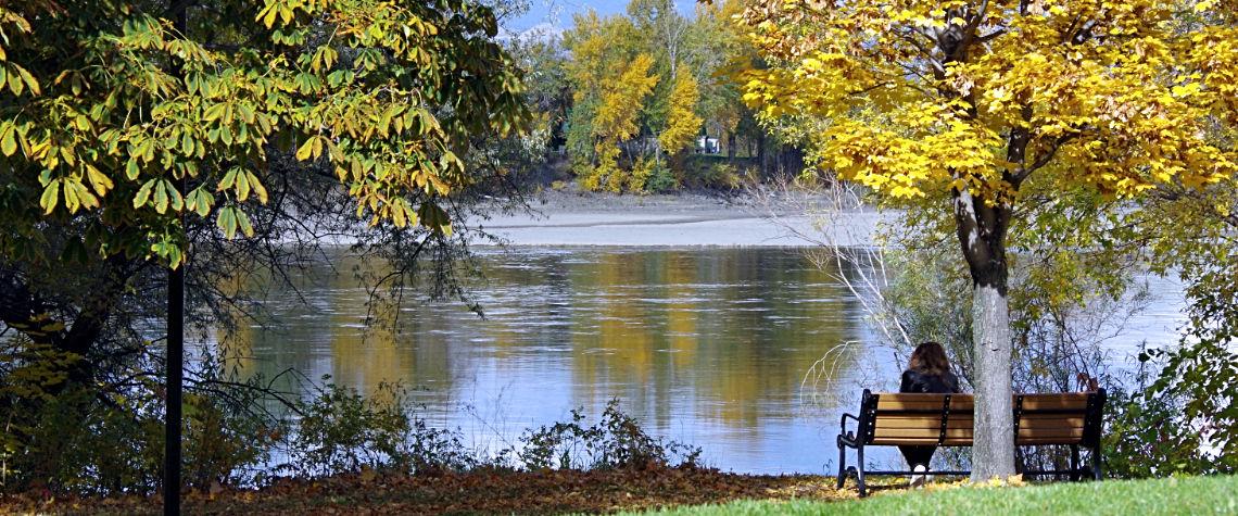 Kamloops - Riverside Park