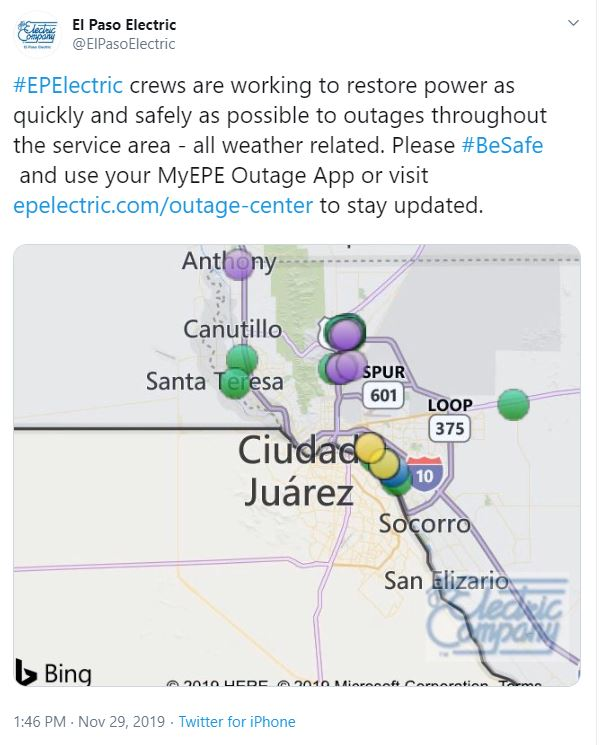 City Of High Point Power Outage : point, power, outage, Power, Outages, Reported, Throughout