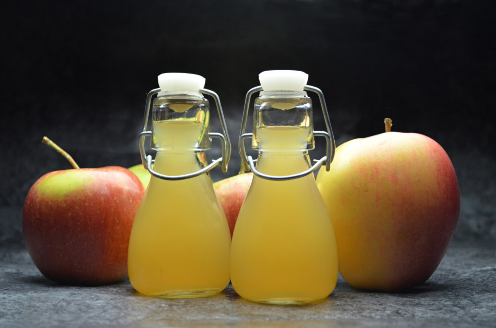 Apple cider vineger