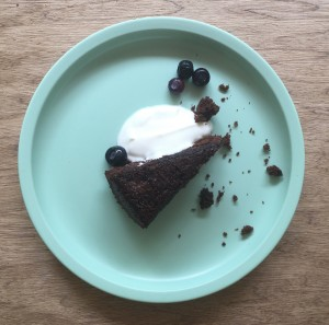 carob cake gluten-free dairy-free low chemical