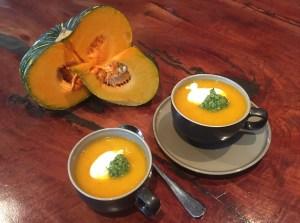 gluten free dairy free pumpkin soup