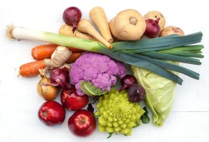 holistic health vegetables nutritionist