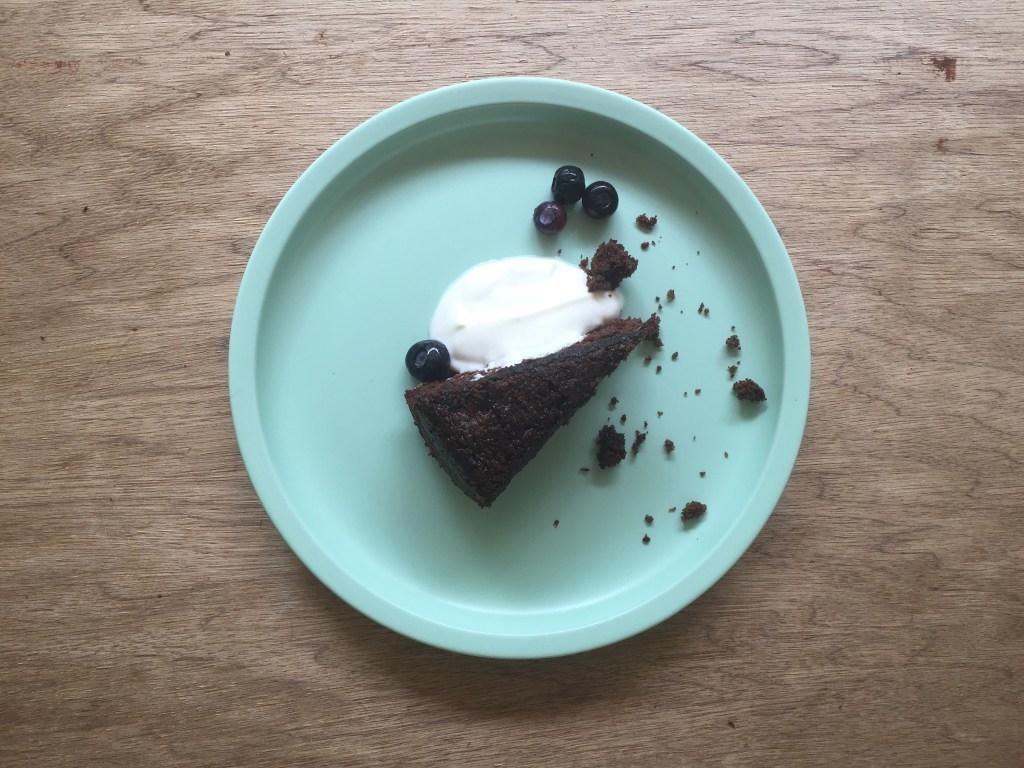 gluten free dairy free carob like chocolate cake