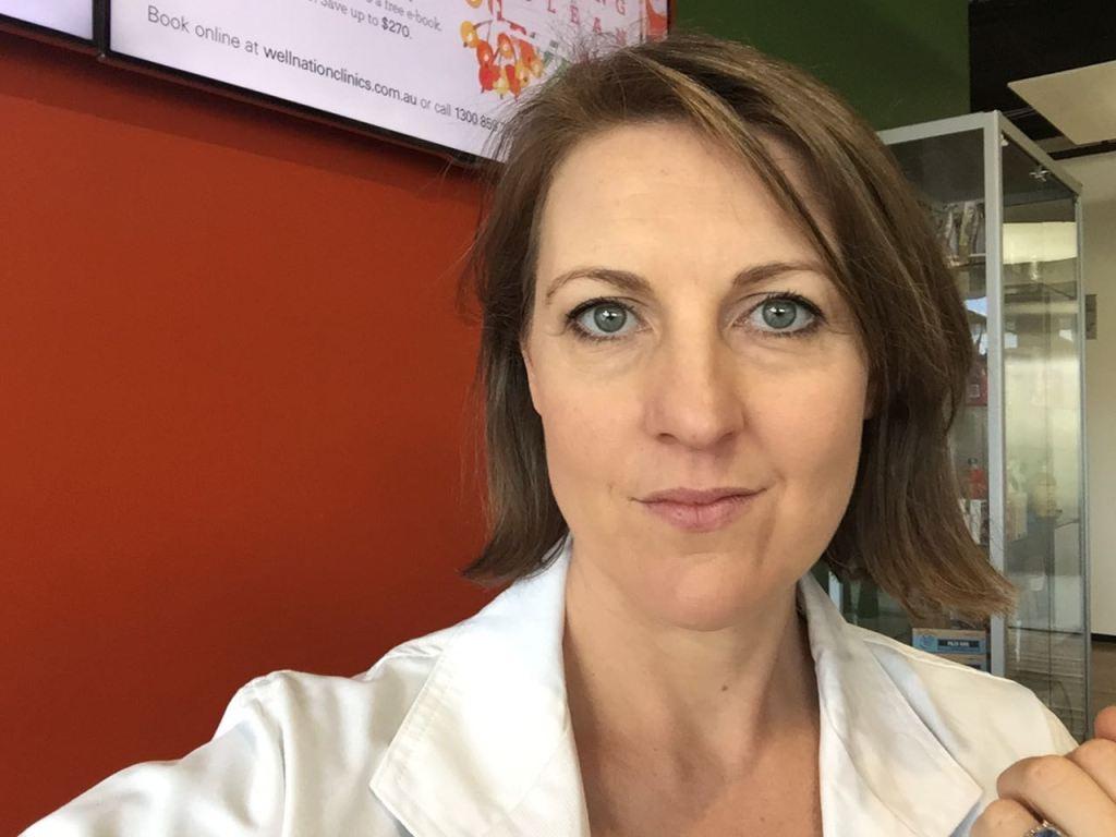 nutritionist carer healer professional