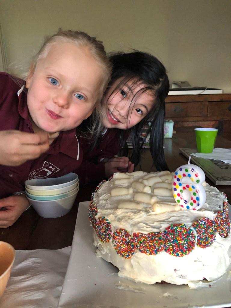 gluten free dairy free soy free egg free vanilla cake