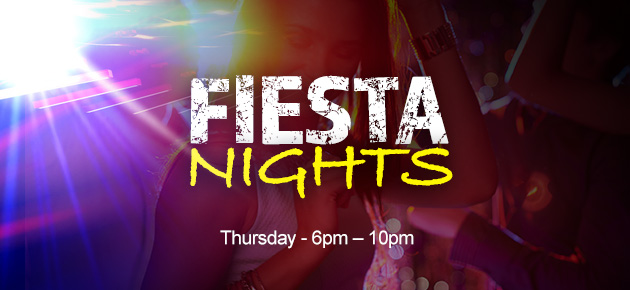 Fiesta Nights with Noel Velasquez KTSU 90.9 FM