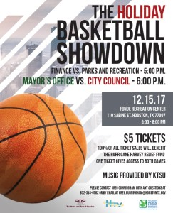 The Holiday Basketball Showdown Houston