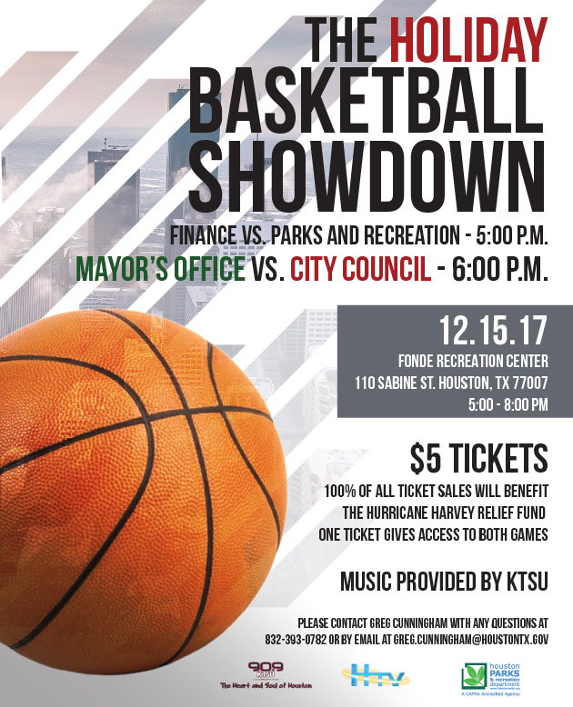 The Holiday Basketball Showdown Houston