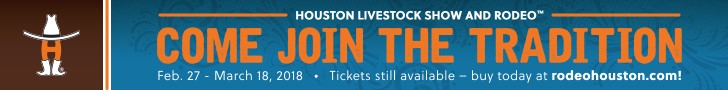 HOUSTON LIVE STOCK SHOW AND RODEO 2018