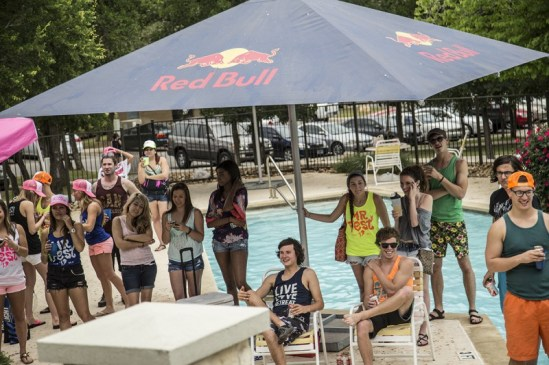 Lerp status achieved at Dakota Ranch's MR Fest pool party