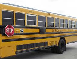 San Marcos School bus