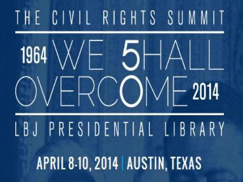 Civil Rights Summit at LBJ Library