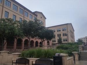 Undergraduate Academic Center building. Photo by Christopher Cabello