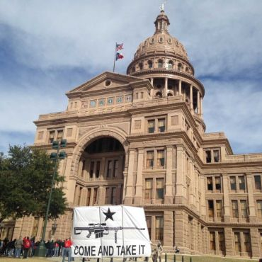 texas capital, come and take it